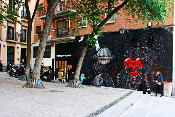 espora street gallery